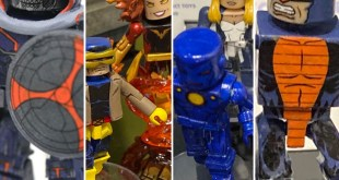Toy Fair: Marvel Minimates Series 80 & 81! Dark Phoenix! Constrictor! Lilandra!