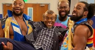WWE's The New Day Crush Kel Mitchell on Nickelodeon's All That