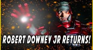Will Robert Downey Jr Return To Marvel? - Breaking News!