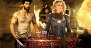 Wolverine Captain Marvel 2 RUMORS Henry Cavill
