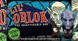 """LIL'ORLOK"" the insufferable one by Dingy Dave"