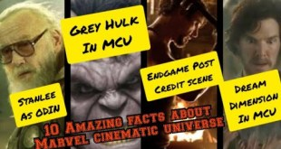 10 Amazing facts about Marvel cinematic universe