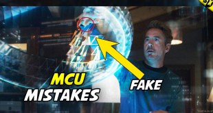 5 Mistakes In Marvel Cinematic Universe Movies   Pim Particle Is Fake Explained In Hindi