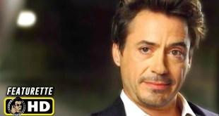 AVENGERS: ENDGAME (2019) Casting Iron Man [HD] Robert Downey Jr.