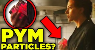 Avengers Endgame Easter Egg Spotted in Black Widow Trailer? (Pym Particle Theory)
