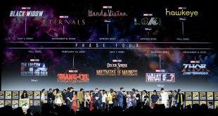 BREAKING: Marvel Moves Release Dates for Doctor Strange 2, Spider-Man 3, and Thor 4