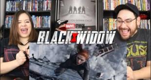 Black Widow - Final Trailer Reaction / Review