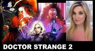 Doctor Strange 2 - Brother Voodoo, America Chavez, Clea