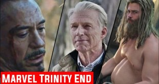 End Of Marvel Trinity (Explain In Hindi) - Vicky Sihmar