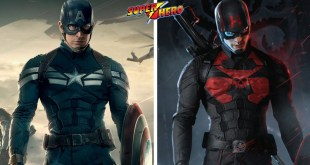 Evil Versions Of Marvel & DC Superheroes