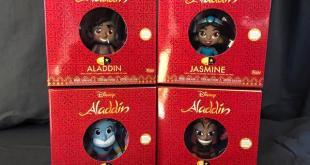Funko Review: Aladdin 5 Star Figures | | DisKingdom.com | Disney | Marvel | Star Wars