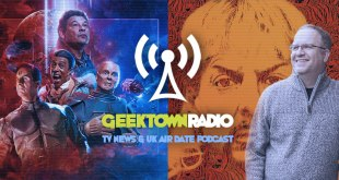 Geektown Radio 245: 'Tiger King', 'Red Dwarf' & Quibi Reviews, Plus TV Vs Coronavirus News, Renewals & UK TV Air Dates!