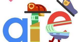 Google Doodle salutes police and firefighters on coronavirus front line