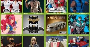 Groot, Vampirella, Dragon Ball, Alien, Godzilla, Horror, Star Wars, Transformers & More!