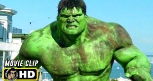 HULK 2003 Movie Clip - Hulk Smash HD Marvel