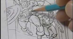 How To Draw Comics The Marvel Way part 10