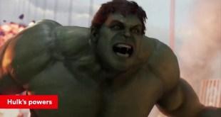 Marvel's Avengers character profile: Hulk | Virgin Media