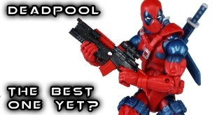 Marvel Legends DEADPOOL Retro Carded 80th Anniversary Action Figure Review