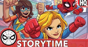 Marvel Storytime | Marvel Super Hero Adventures: Mighty Marvels!