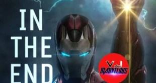 Marvel music video    avengers/ In The End  VJ MARVELOUS