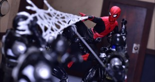 Mezco One:12 MDX Spider-Man: Far From Home Upgrade Suit Review