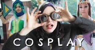 Mitä on cosplay? // COSPLAY Q&A » T I N K E