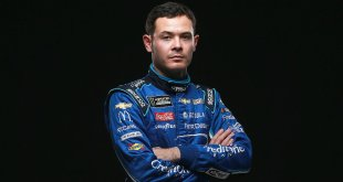 NASCAR Driver Kyle Larson Suspended For Racist Language During iRacing Event