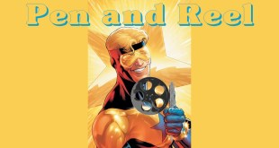 Pen and Reel—Bringing Booster Gold to Life in the DCEU