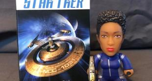 Review: Star Trek Discovery Michael Burnham Titan