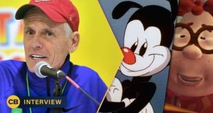 Rob Paulsen on Working Through a Hollywood Shutdown, Upcoming Animaniacs Reboot, and More