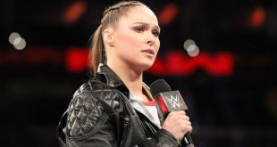 Ronda Rousey Done with Fulltime Wrestling: 'F-ck These Fans'
