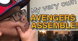 SPECIAL: My Avengers Assemble 1/12 Action Figures in Marvel Cinematic Universe (MCU)
