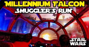 Star Wars Millennium Falcon Smuggler's Run FULL ON RIDE POV Galaxy's Edge