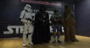 Star Wars exhibit marks 40 years since Hungary premiere