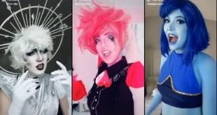 Steven Universe cosplay TikTok compilation