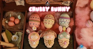 The Toy Chronicle | CHUBBY BUNNY by Tidu Workshop