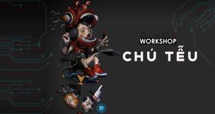 The Toy Chronicle | Chú Tễu by Oleander Workshop x Nguyễn Xuân Quyền