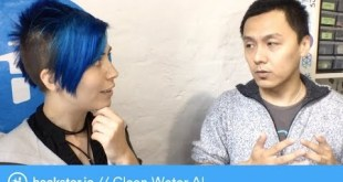 The Uplink: Hackster.io interviews award-winning project Clean Water AI