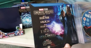 [Unboxing] Complete Marvel Cinematic Universe Blu-ray Collection