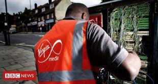 Virgin Media goes offline for thousands