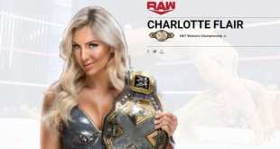WWE's Plan For Charlotte Flair As NXT Women's Champion After WrestleMania