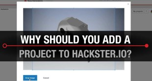 Why should you add a project to Hackster.io?