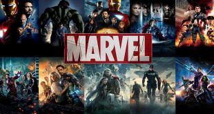MARVEL UNIVERSE Top 10 movies