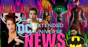 2 Green Lantern Shows,Wonder Woman Spoilers, Recasting (DCEU NEWS/LEAKS)