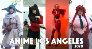 Anime Los Angeles 2020 Cosplay Music Video Highlights