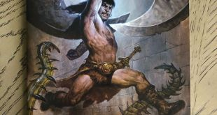 Conan is a fun character placed in a world filled with mystery. In Con...
