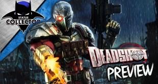 DEADSHOT DC Comics Statue by Prime 1 Studio Pics and Pre Order Details!