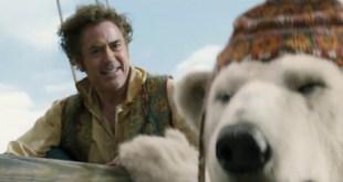 Dolittle 2020 Movie - Bluray DVD Bonus Clip - The animals help Dolittle's boat evade