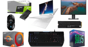 ET Deals: $450 Off Refurbished Dell XPS 13 Touchscreen Laptop, $140 Off 27-Inch UltraSharp 4K USB-C Monitor, 1TB WD Black SN750 SSD Just $200