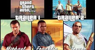 GTA 5 All Trailers - Todos os Trailers LEGENDADO - Grand Theft Auto V Trailers (PS3 XBOX360 PC)